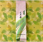 静岡産 深蒸し茶の【上くき茶】200g入り 一番茶 100g当たり500円の くき茶 共栄製茶農協の深蒸し茶