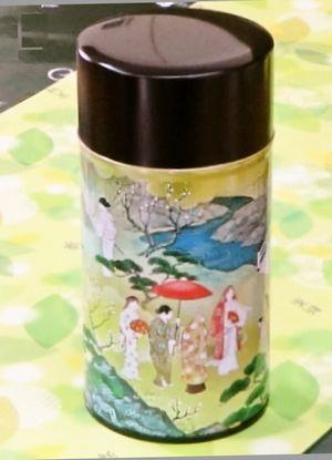 桃山缶 イメージ