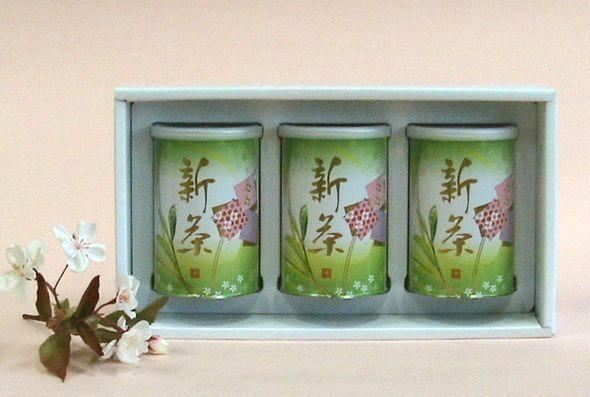 新茶缶3本