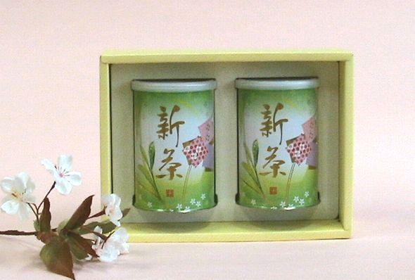 新茶缶2本