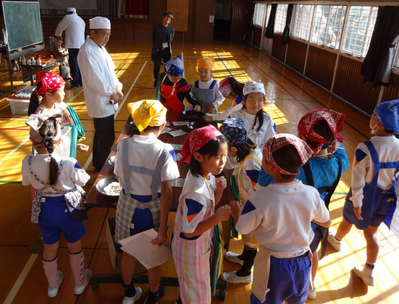 内田小学校6